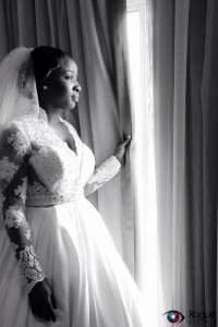 Naa Ashorkor's wedding