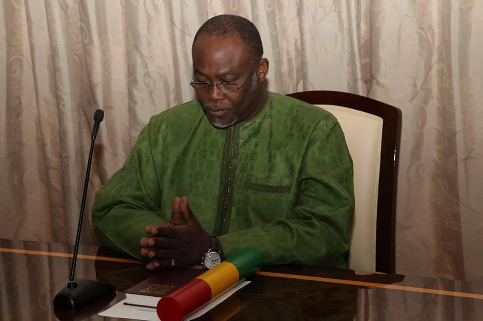 Spio-Garbrah sworn in as Trade Minister