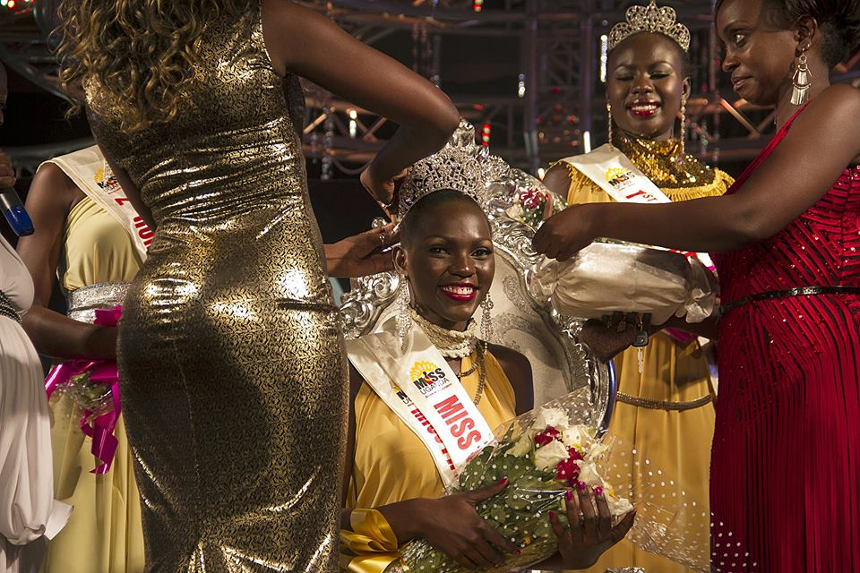 Congrats Leah Kalanguka! Uganda farmer turned beauty queen