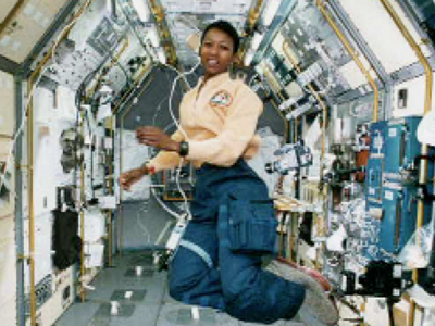 Happy birthday Mae Carol Jemison