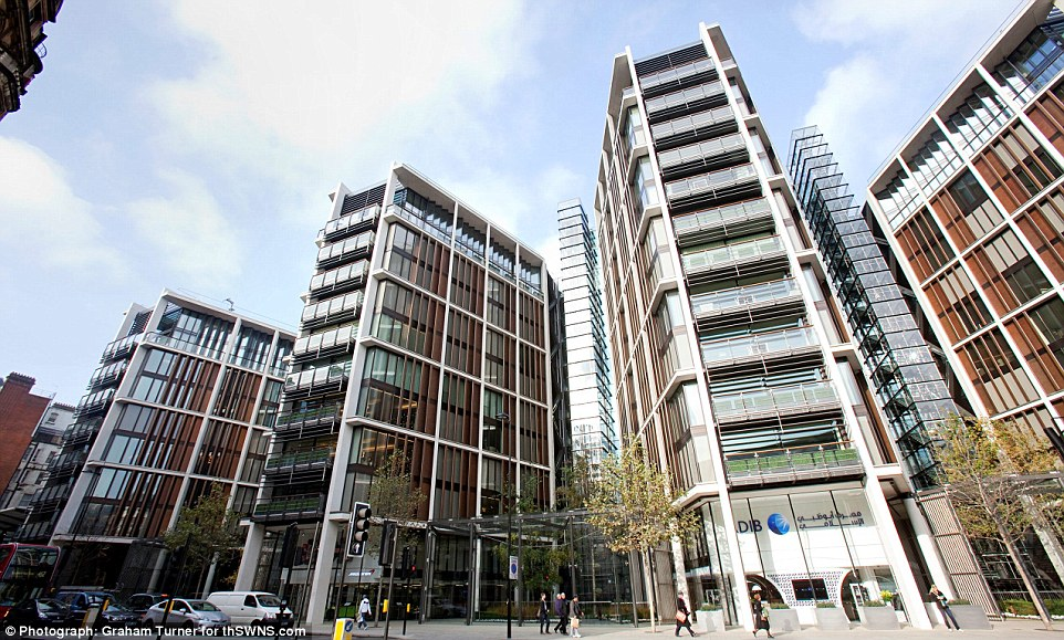 Wealthy Africans spending almost £4million on London property every week