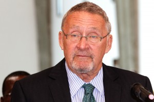 Vice-President Dr Guy Scot