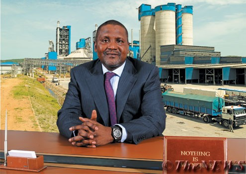 Dubai sovereign wealth fund sees investment in Dangote as its gateway into Africa