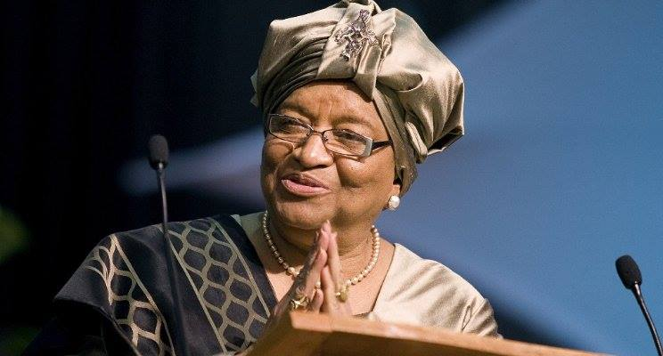 Happy Birthday Ellen Johnson Sirleaf!