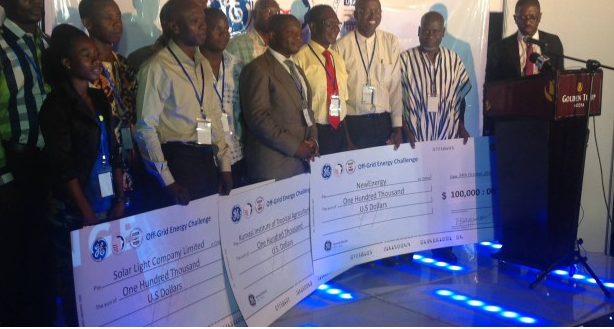 3 Ghanaian companies win $100,000 in Power Africa challenge