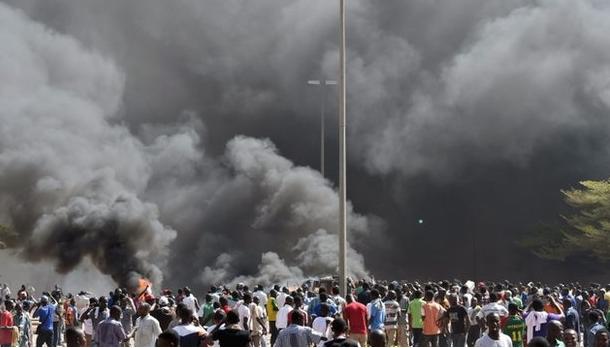 Burkina Faso army announces emergency measures