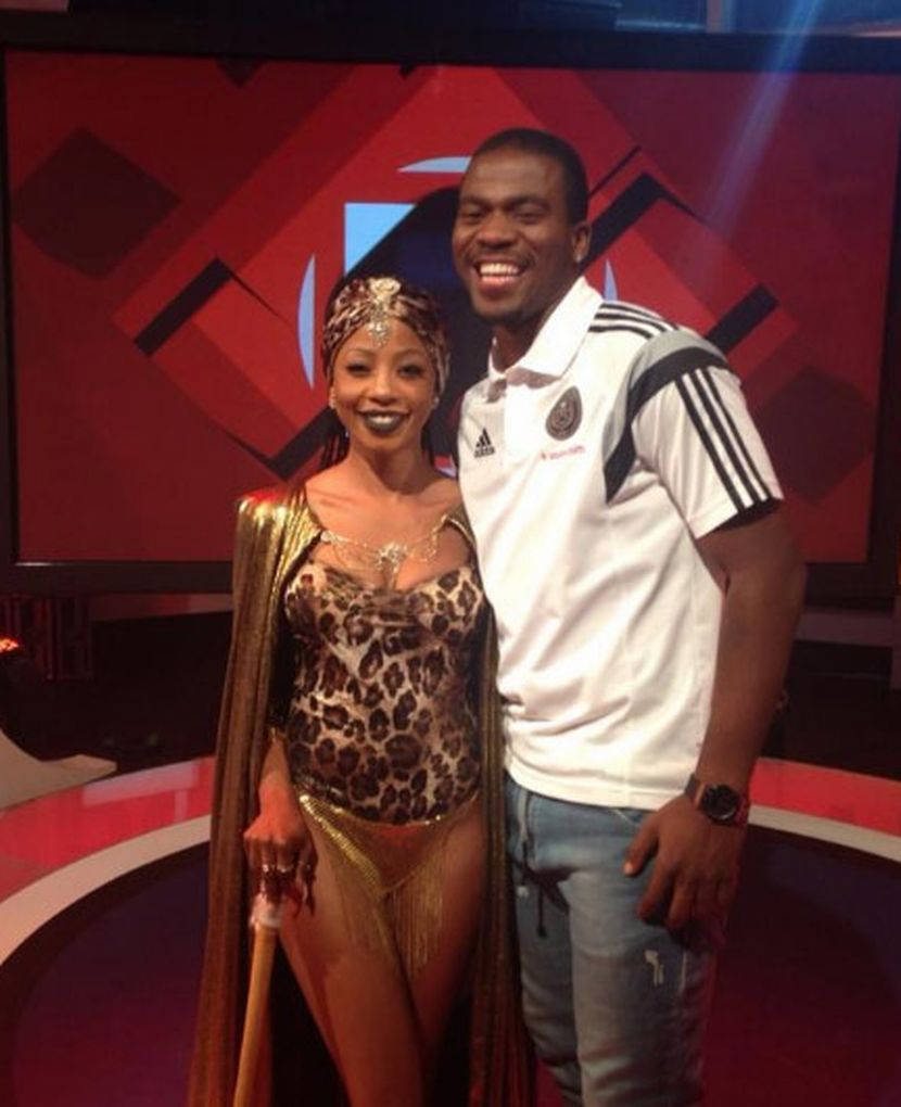 Meyiwa died protecting Kelly Khumalo
