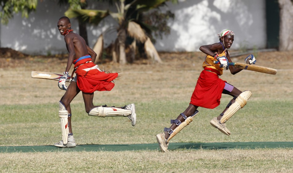 Maasai Warriors: From Spears To Cricket