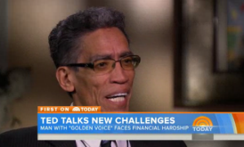 From Homeless to Hollywood: Ted 'Golden Voice' Williams, 3 Years Later