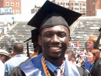 Nigerian Emmanuel Ohuabunwa breaks academic record at Johns Hopkins University