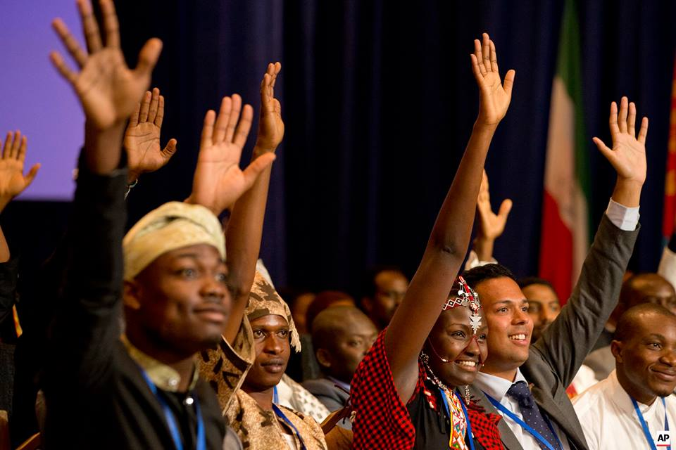 2015 Mandela Washington Fellowship for Young African Leaders (YALI)