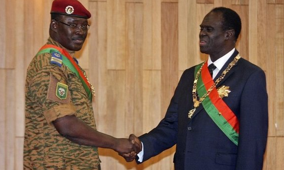 Burkina Faso Appoints army officer Lt Col Isaac Zida