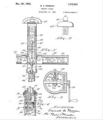 Garrett Morgan inventor