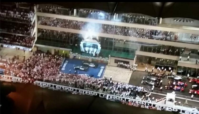 Lewis Hamilton wins F1 world championship in Abu Dhabi Grand Prix