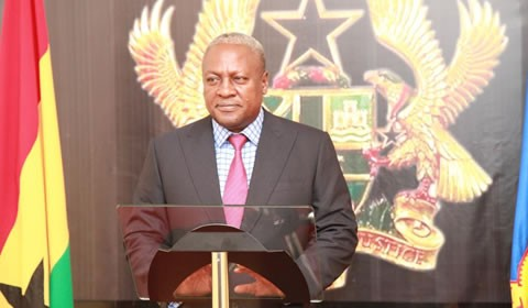 Happy Birthday John Dramani Mahama