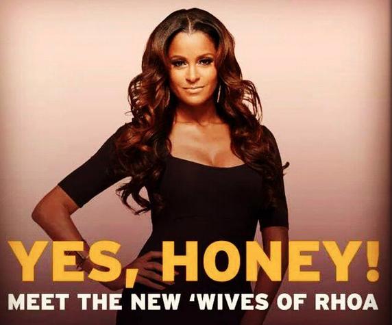 Claudia Jordan is the new cast member of Real Housewives of Atlanta