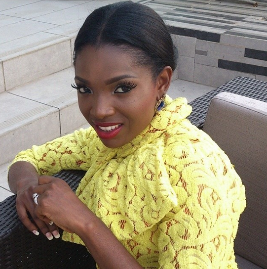 Happy  Birthday Annie Idibia