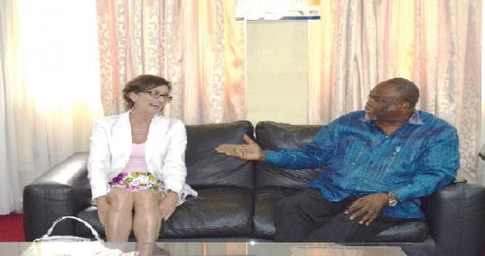 Mr Ekwow Spio Garbrah urged Govt officials to promote investment potential in Ghana