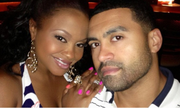Apollo Nida Tells Phaedra Parks She is Selfish And Fat