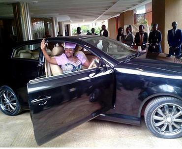 Uganda  launches First hybrid vehicle in Kenya