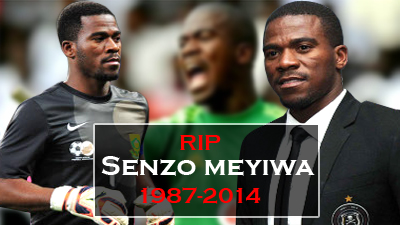 South Africa mourns footballer Senzo Meyiwa