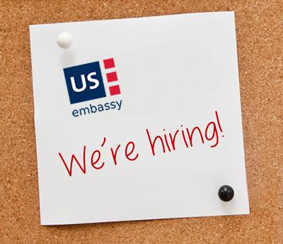 U.S. Embassy Maseru Hiring!