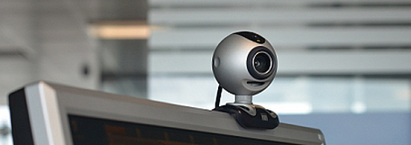 Webcam hackers could be watching you…