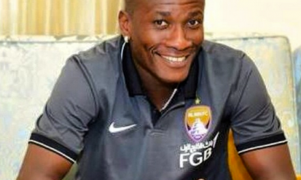 Happy Birthday Asamoah Gyan