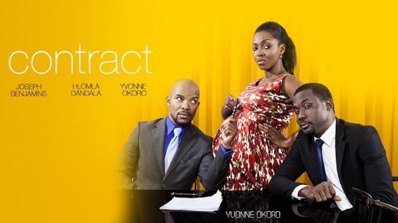 Contract An Yvonne Okoro Movie