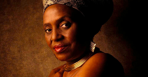 This Day In History: On November 9 2008 Miriam Makeba passed away
