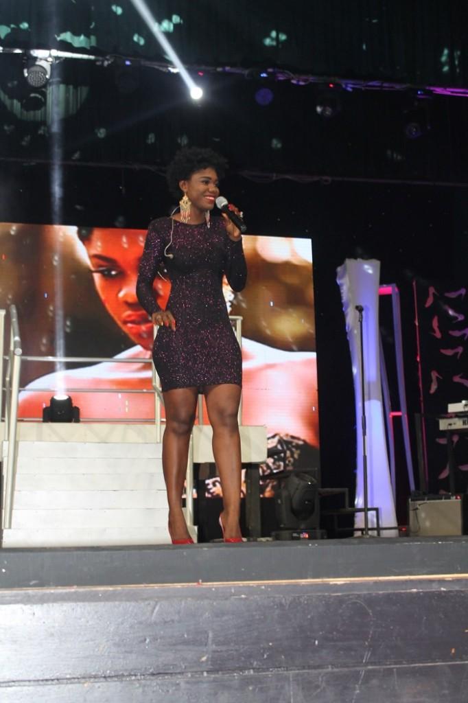2014  Annual Becca Girl Talk concert...