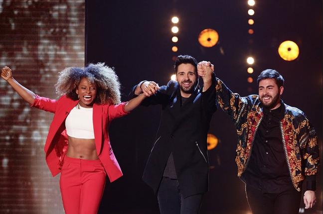 2014 X Factor final 3