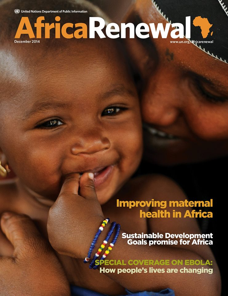 Africa Renewal magazine December 2014 issue now available online