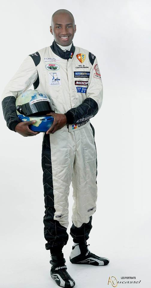 History Maker: African Racing Driver Christian Ebong