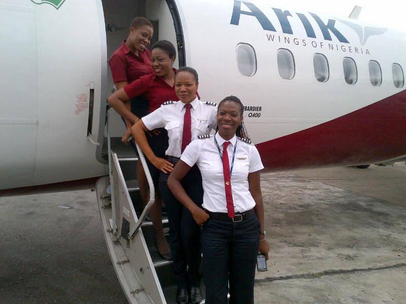 Outstanding African Women In Aviation! - Sunday Adelaja's Blog