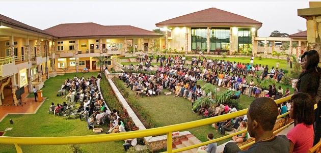 Ashesi's Campus