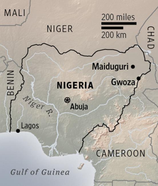Boko Haram attacks in Northern Nigeria again