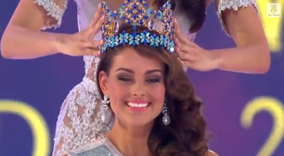Miss World 2014 Is Rolene Strauss Of South Africa