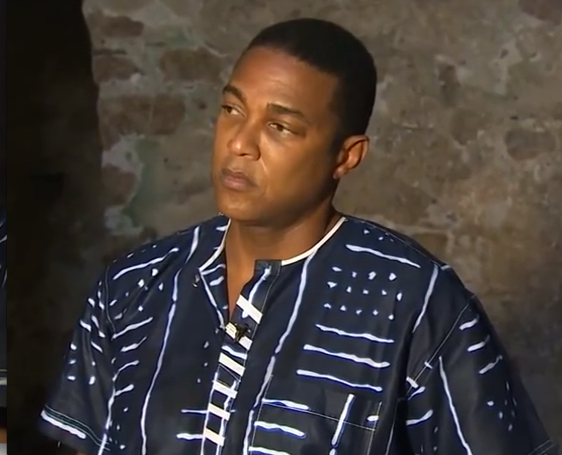 TBT: Don Lemon of CNN travels to Ghana in search of his ...
