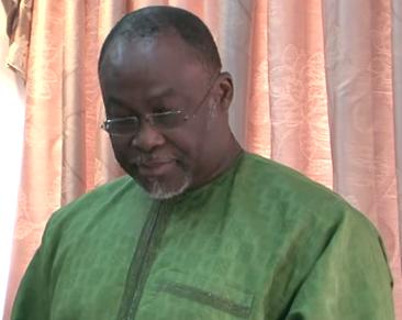 Swears In…Ekwow Spio Garbrah Minister of Trade and Industry