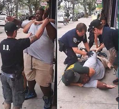 No Indictment in Eric Garner Chokehold Case