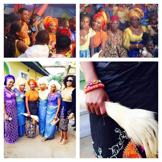 Nollywood Actress Genevieve Nnaji Gets Chieftaincy Title