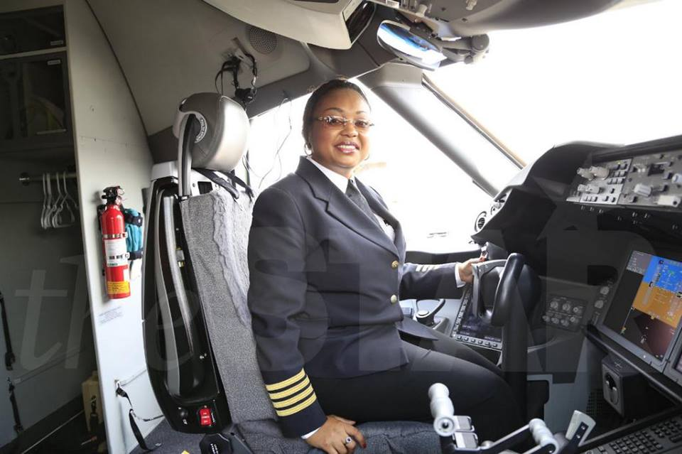 Irene Mutungi Captain kenya