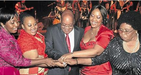 Zuma could to take a fifth wife