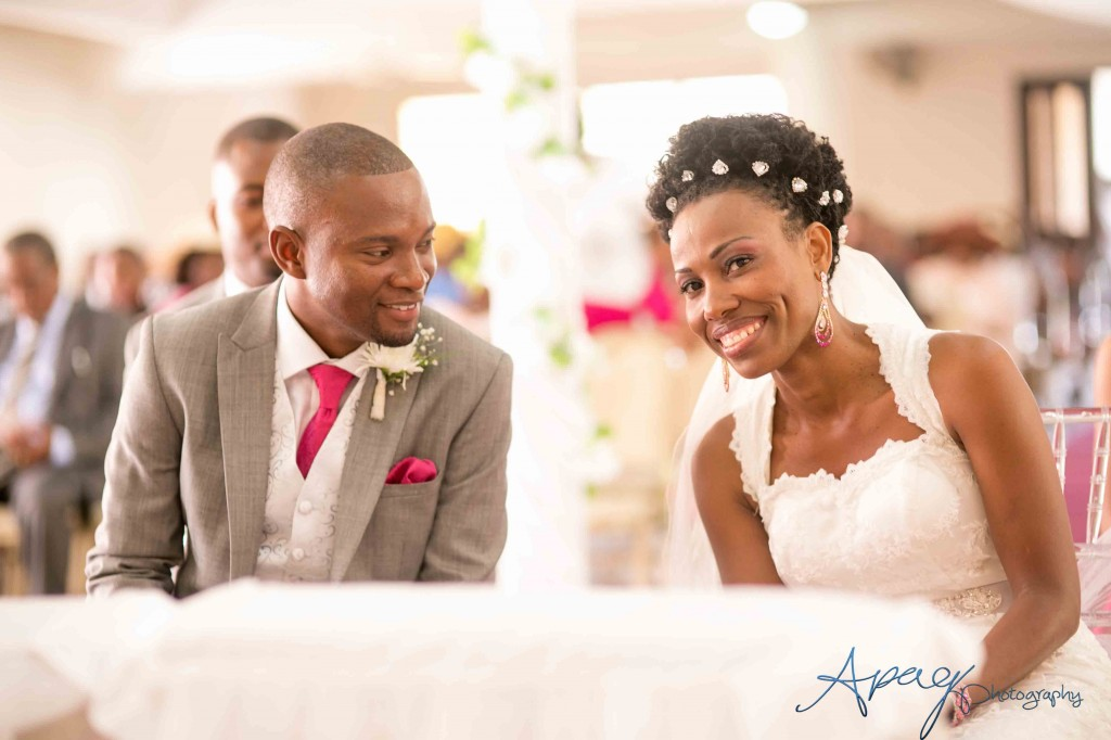 Love in the air African Celebs