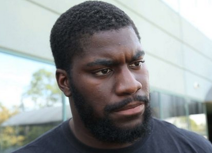 Celebs Give Back: Menelik Watson gives game check to family of ailing 4 yearold