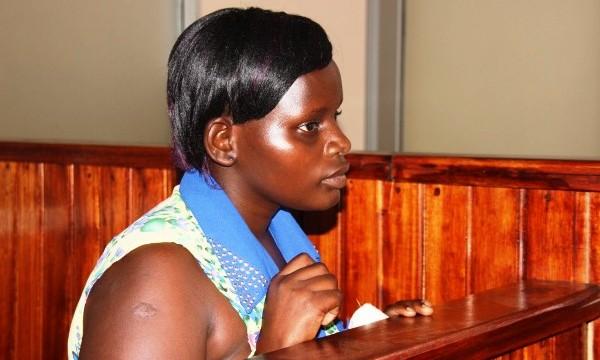 Ugandan maid from hell Jolly Tumuhirwe admits torturing toddler