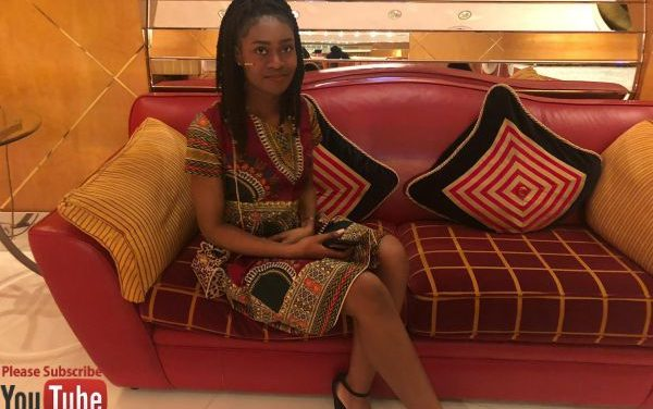 Why Dashiki African Fabric Is Called Angelina