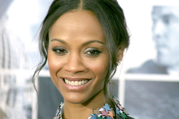 Zoe Saldana Gives Birth To Twins…