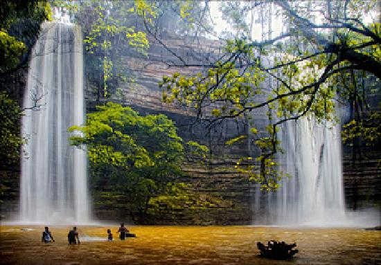 Travel Africa: Boti Falls Eastern Region…Ghana